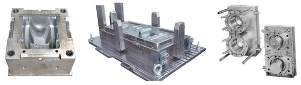 Precision injection mold die